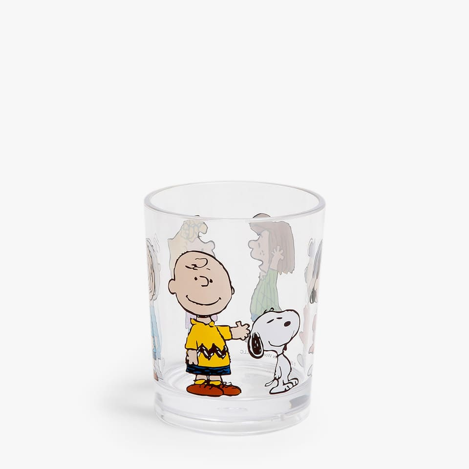 Snoopy & friends tumbler