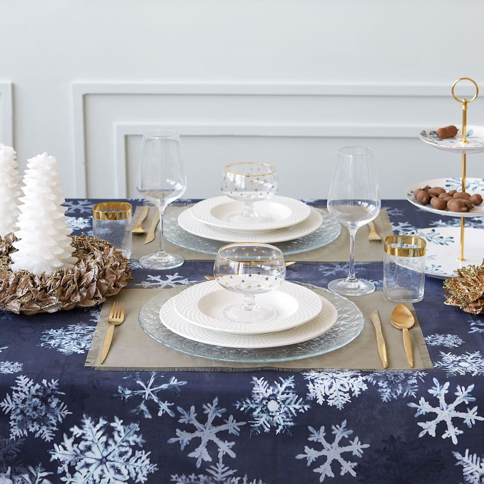 Reversible placemat (set of 2)