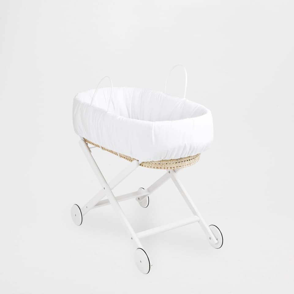 Kids Handle Moses Basket