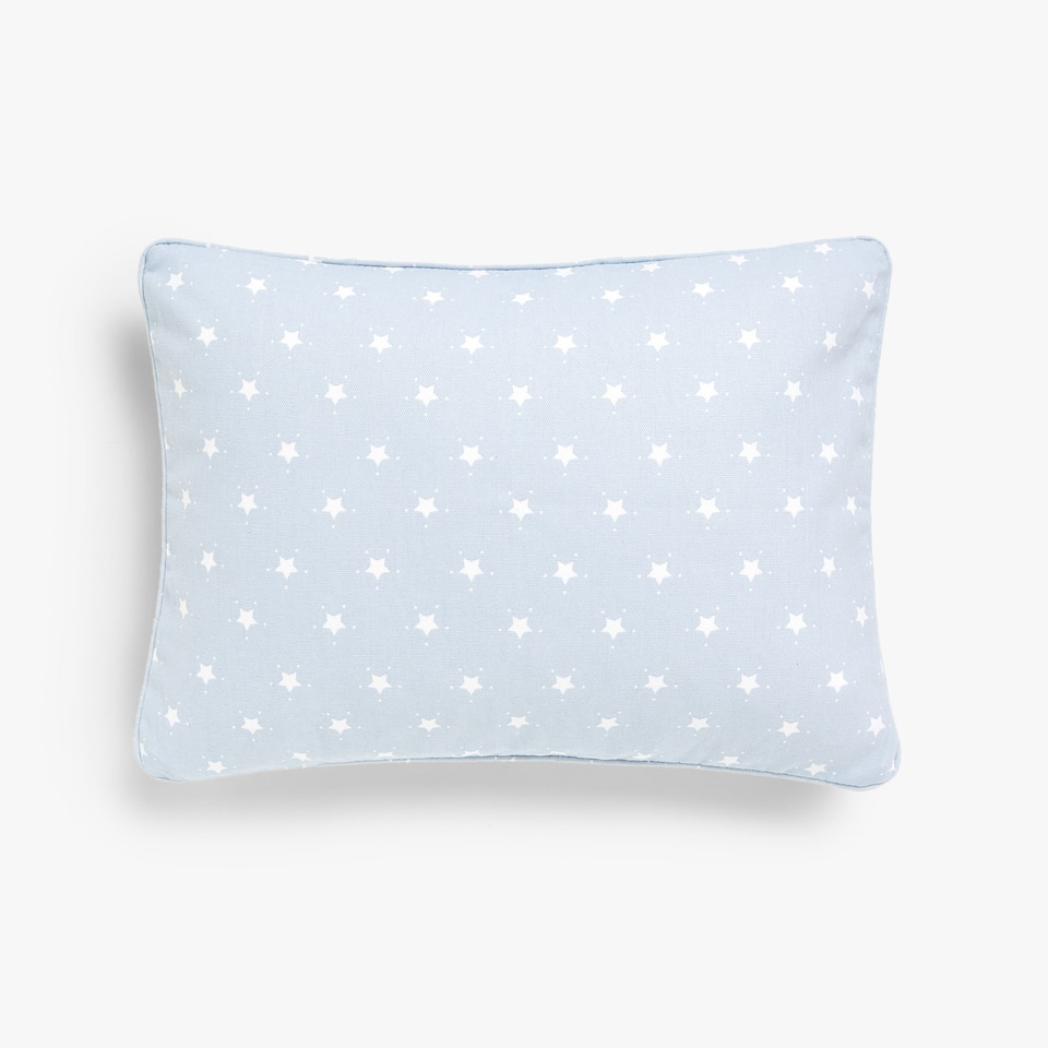 Mini stars print cushion cover