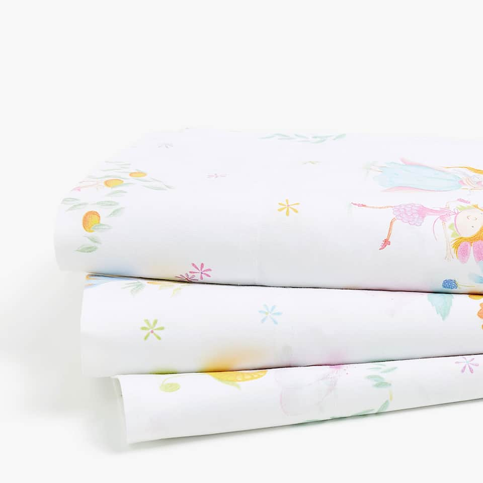 FRUIT PARTY PRINT TOP SHEET