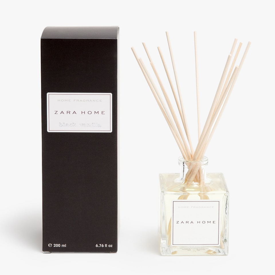 Ambientador en Sticks Black Vanilla (200 ml)