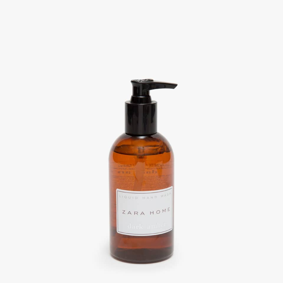 Dark Amber Liquid Hand Soap