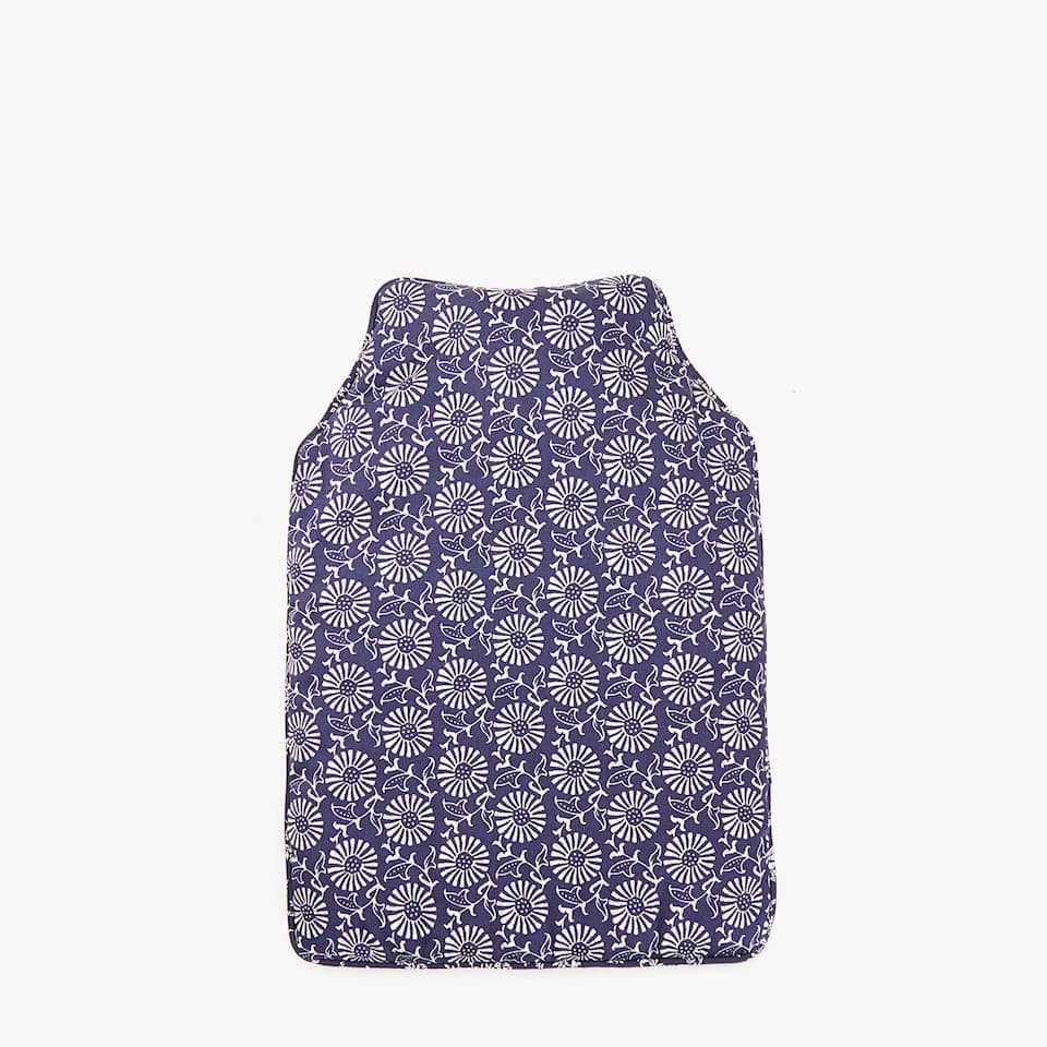 FLORAL PRINT HOT WATER BOTTLE