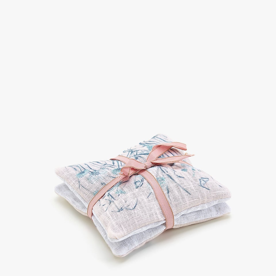 LINEN SCENTED SACHETS - SONIA