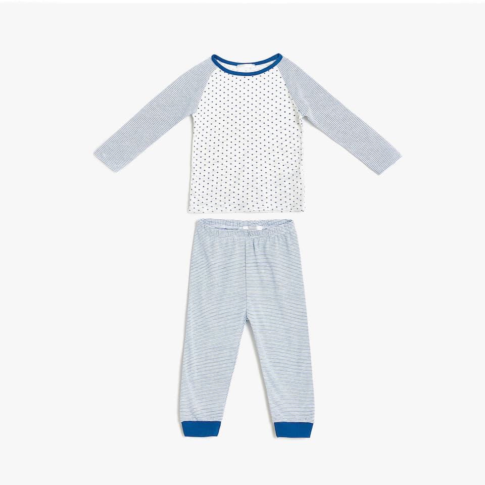 KIDS PIJAMA GRIS STARLET EXC CHINA