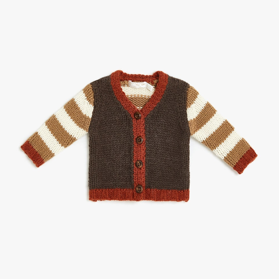 RN KIDS CARDIGAN MULTI DANIEL