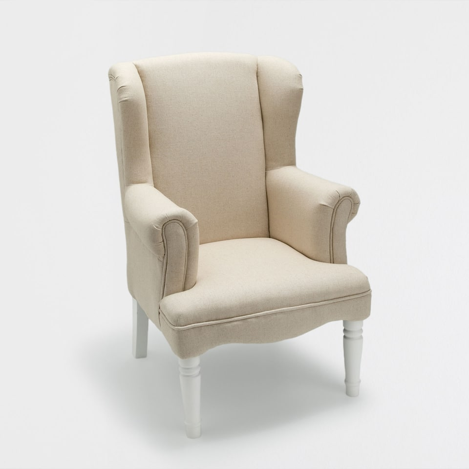 HIGH-BACK ARMCHAIR