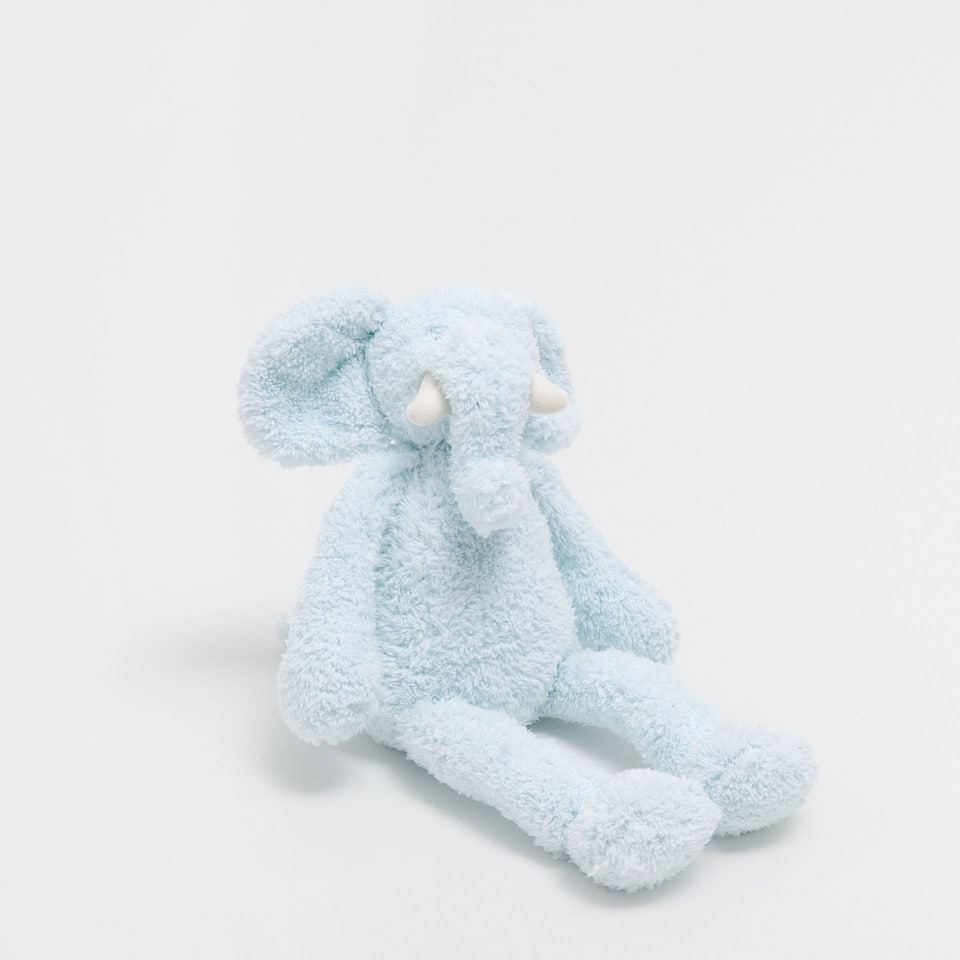 Little elephant soft toy