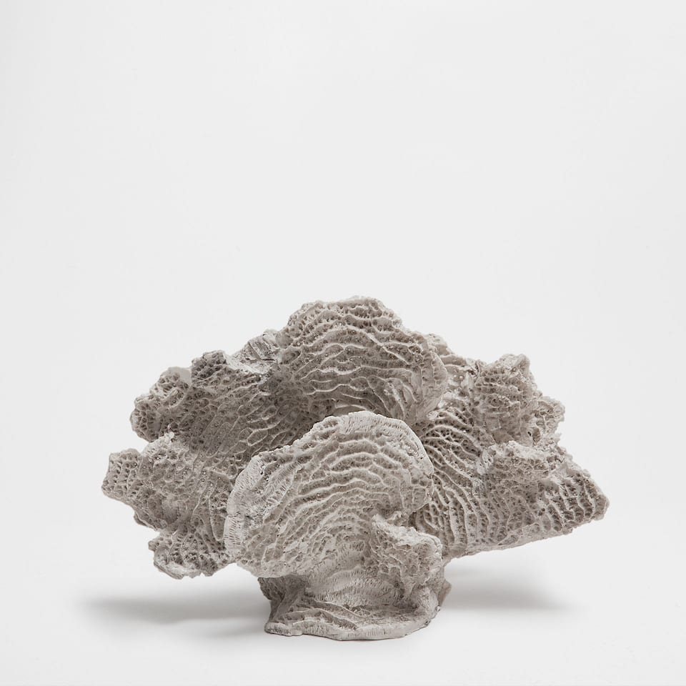 Coral-shaped decorative figure