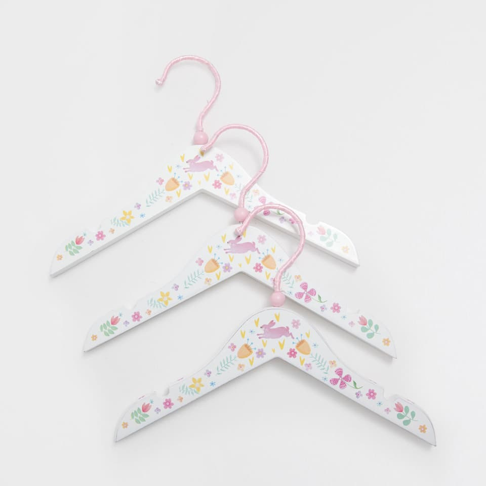 Floral hanger (set of 3)