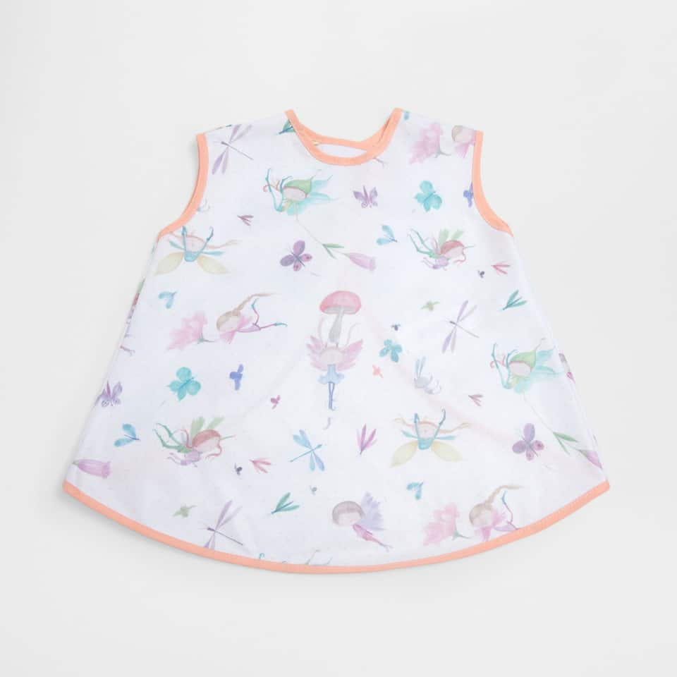 Fairies long bib