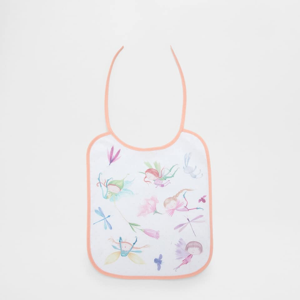 Fairies bib
