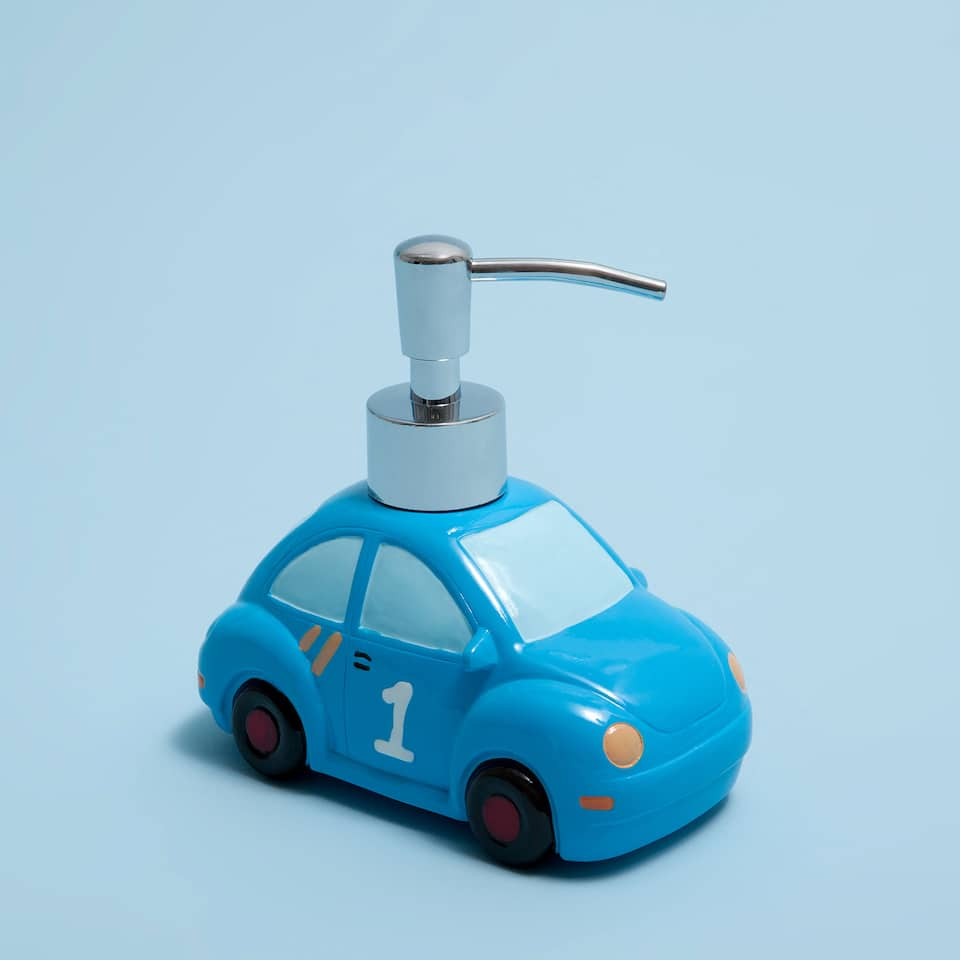 Car-shaped dispenser