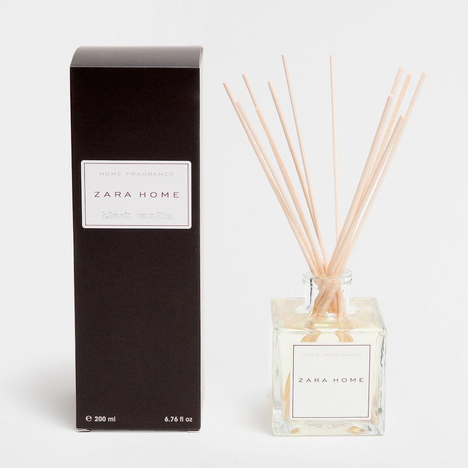 Black Vanilla Air Freshner Sticks (200 ml)