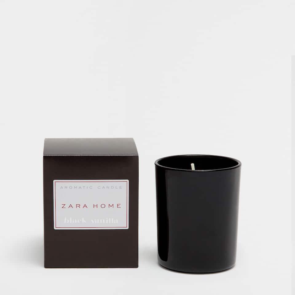 Vela Aromática Black Vanilla