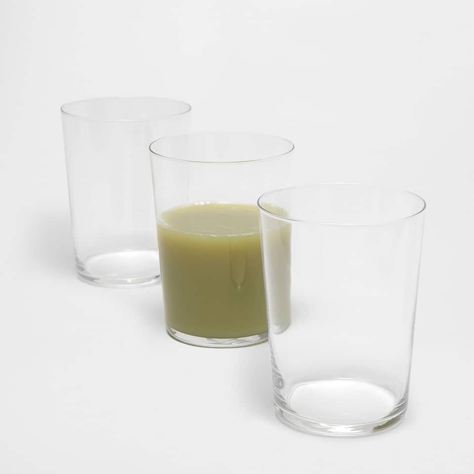 Classic Soft Drink Tumbler (Pack of 3)