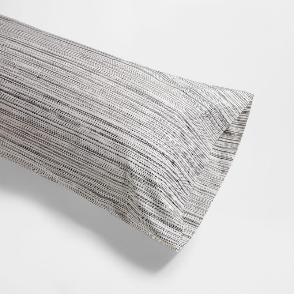 Stripe Print Pillow Case