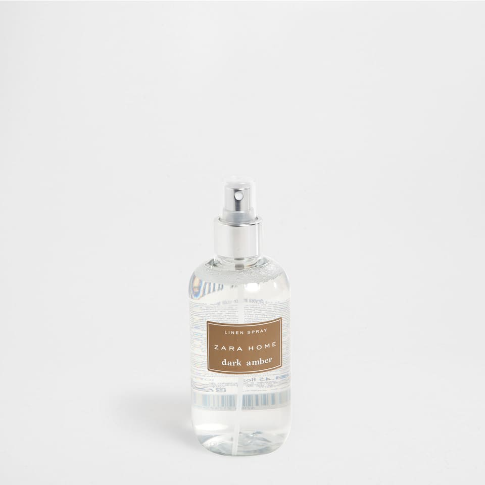 LINEN SPRAY DARK AMBER (250 ml)