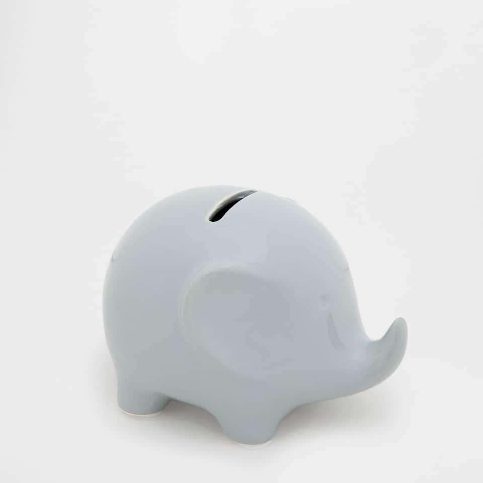 Elephant piggy bank