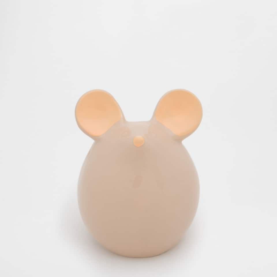 Mouse piggy bank