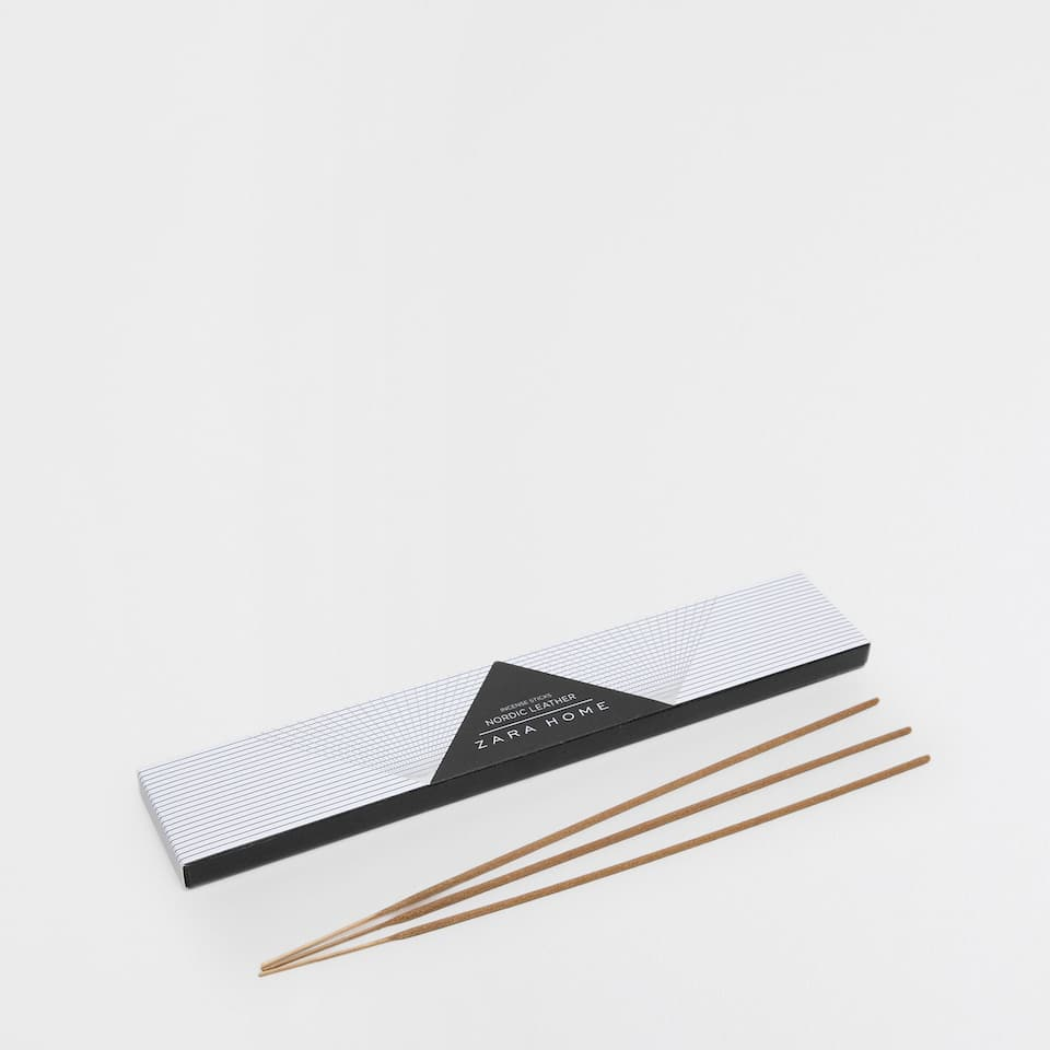 NORDIC LEATHER INCENSE