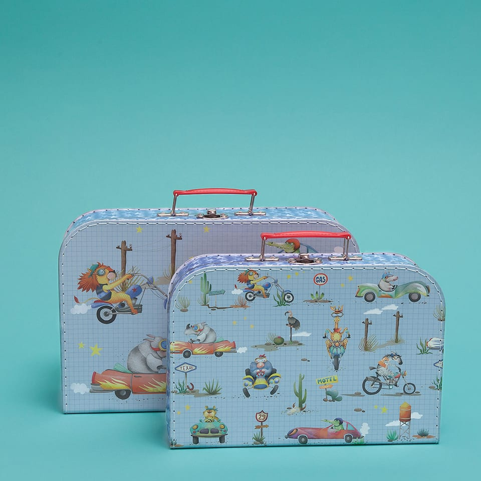 Little animals briefcase