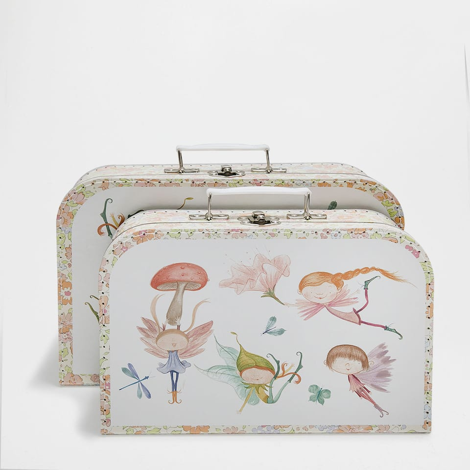 Fairies briefcase