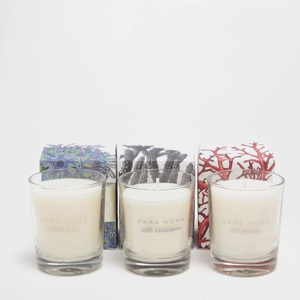Miniature candles (set of 3)
