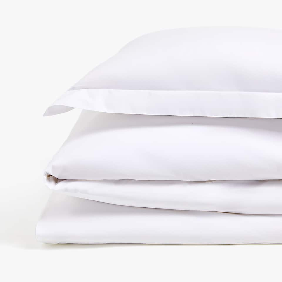 BASIC COTTON DUVET COVER