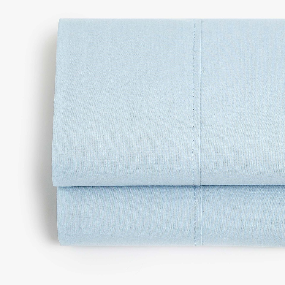 Basic percale top sheet