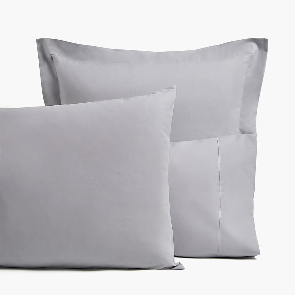 Basic Percale Pillowcase