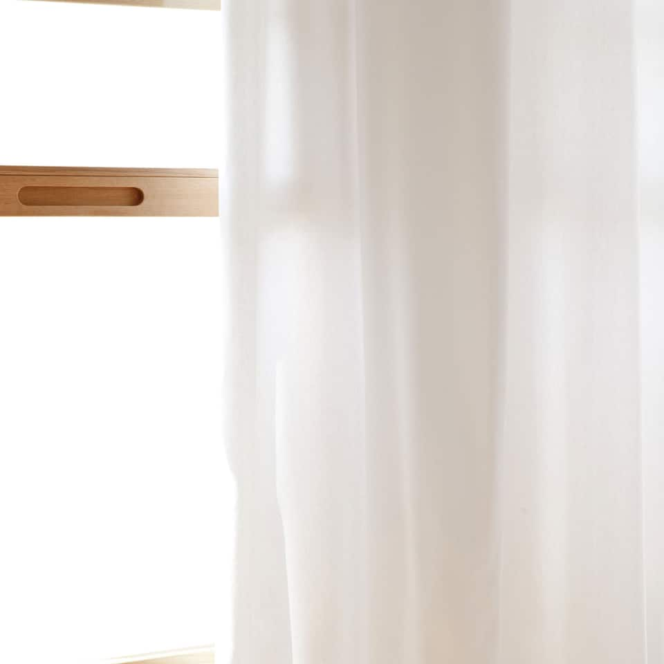 OXFORD COTTON CURTAIN