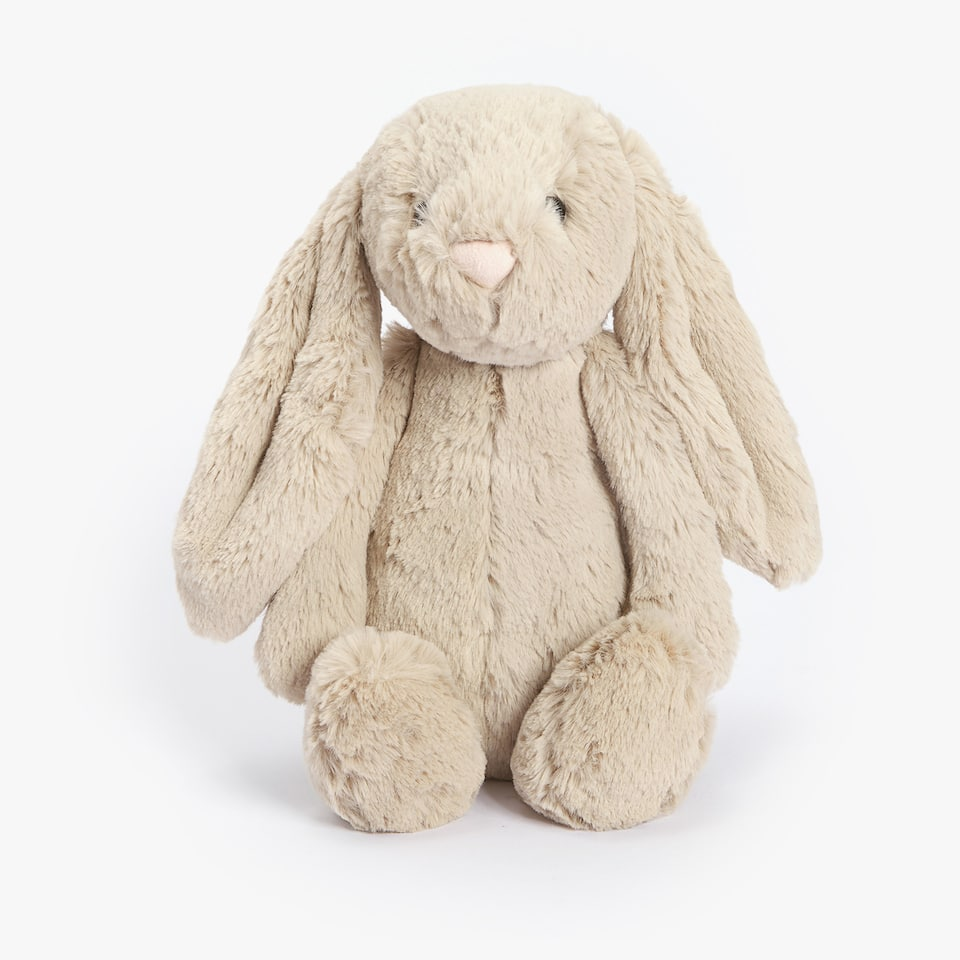 SOFT TOY BUNNY