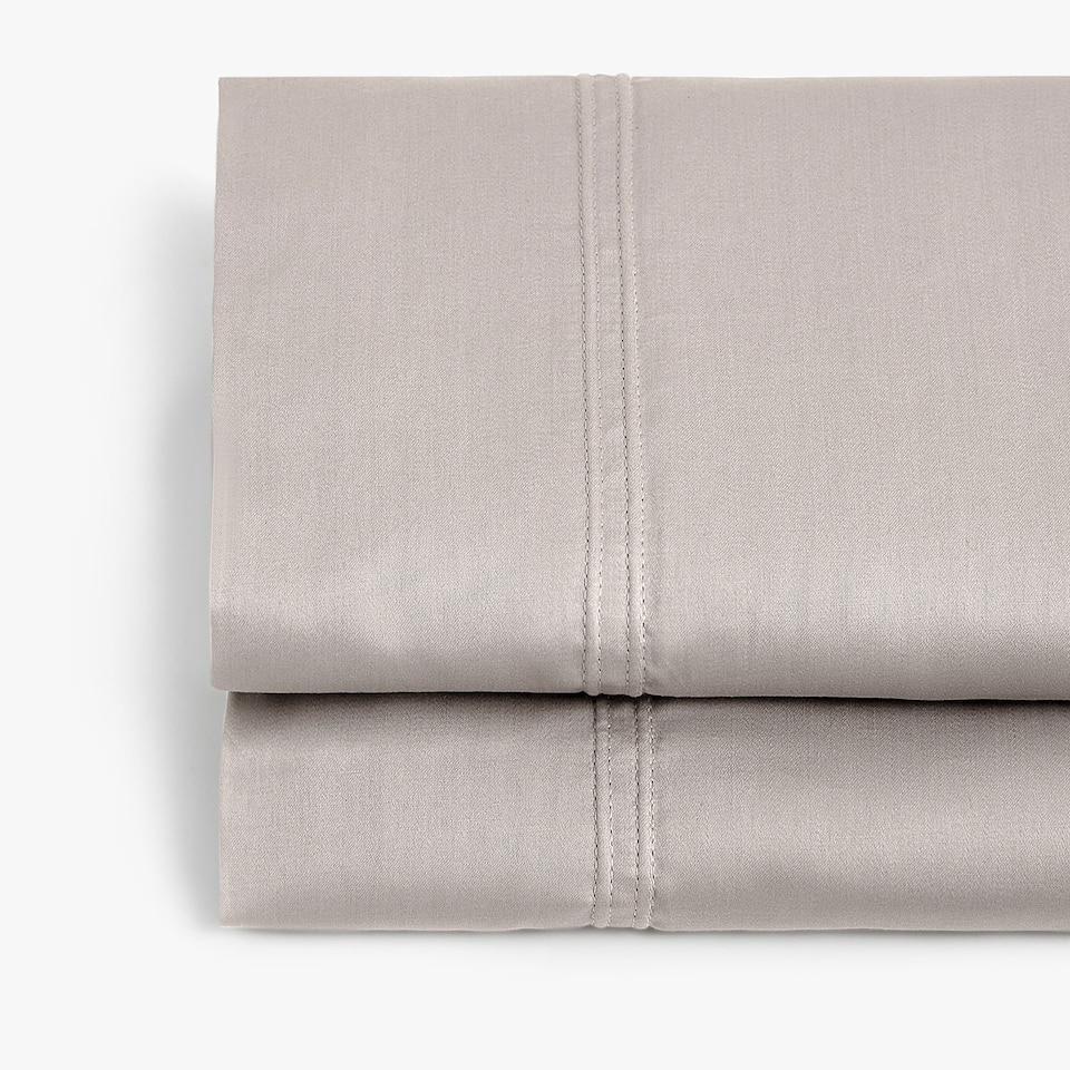 Satin top sheet