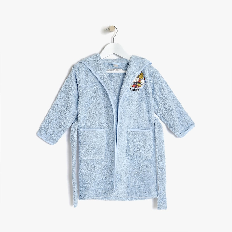 MICKEY COTTON BATHROBE