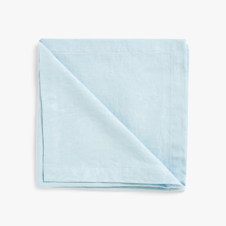 COTTON JACQUARD NAPKINS (SET OF 4)
