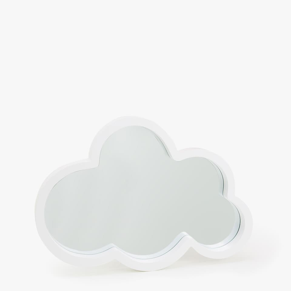 KIDS CLOUD-SHAPED MIRROR
