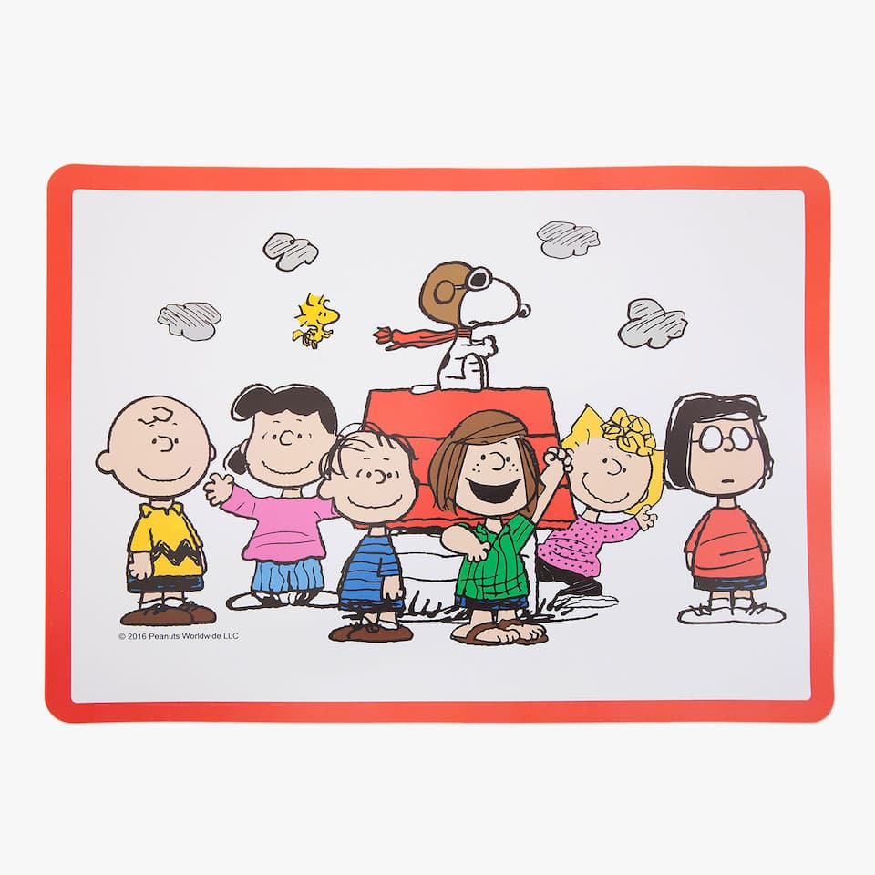 Snoopy placemat