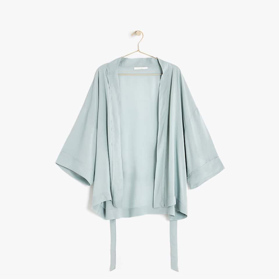 Viscose kimono