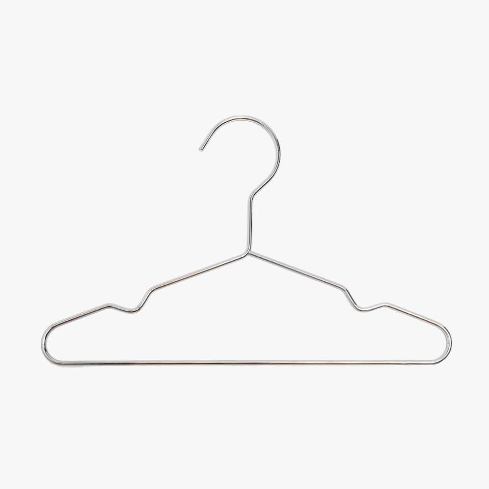 KIDS' METAL HANGER (SET OF 6)