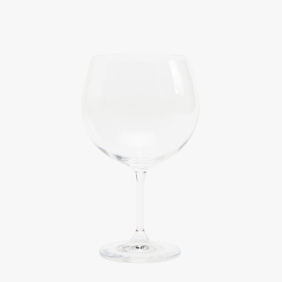 CHRYSTALLINE GIN GLASS