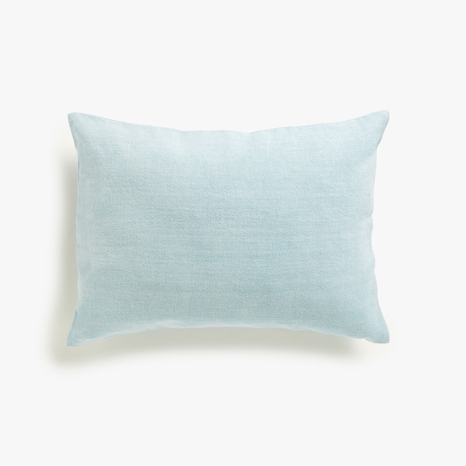 Kids faded cushion cover