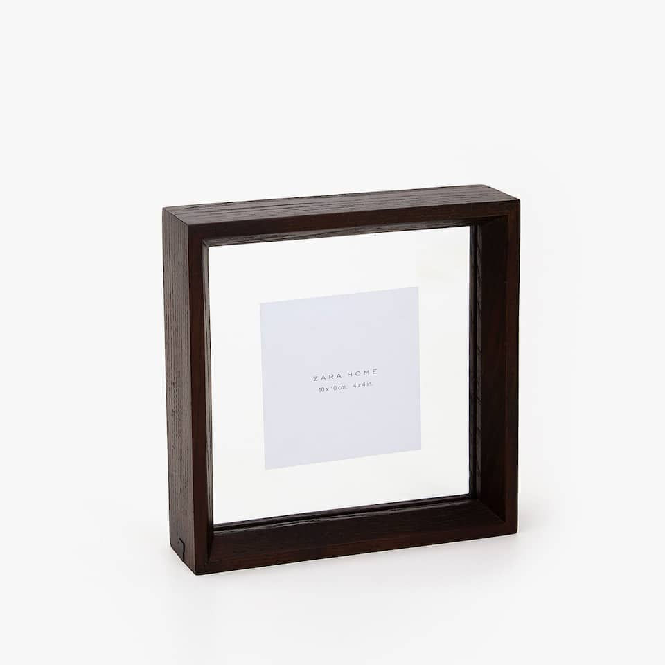 WOODEN BLOCK FRAME