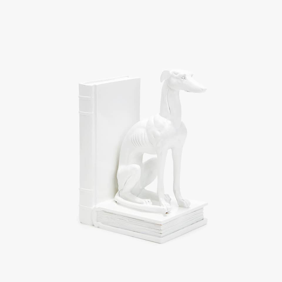 DECORATIVE GREYHOUND FIGURE