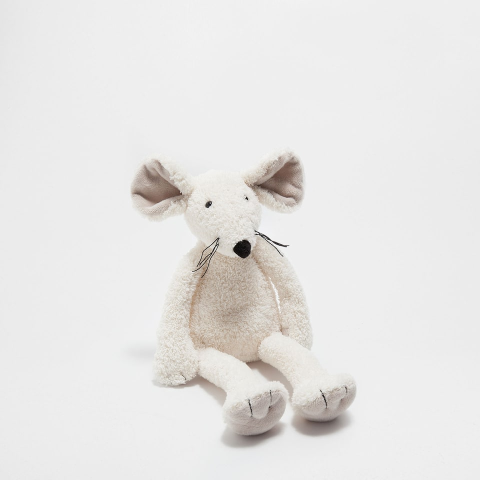 LITTLE SOFT TOY MOUSE