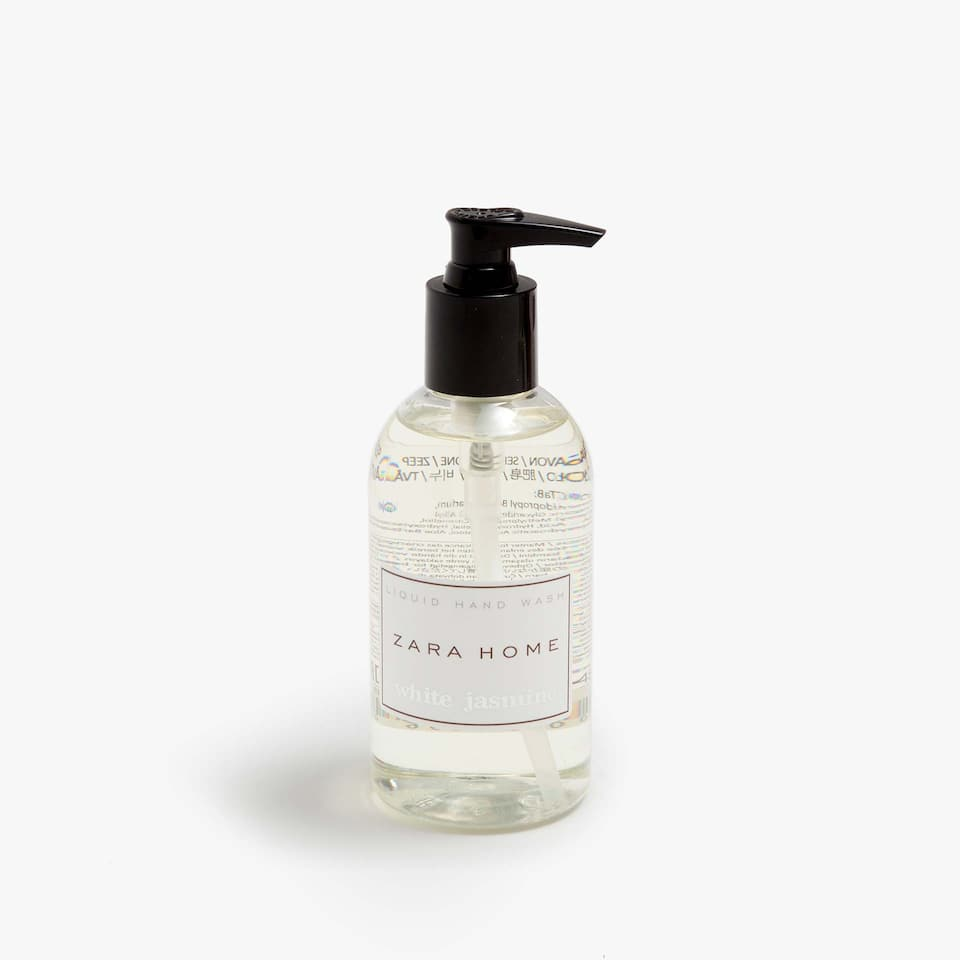 WHITE JASMINE LIQUID HAND SOAP (250 ML)