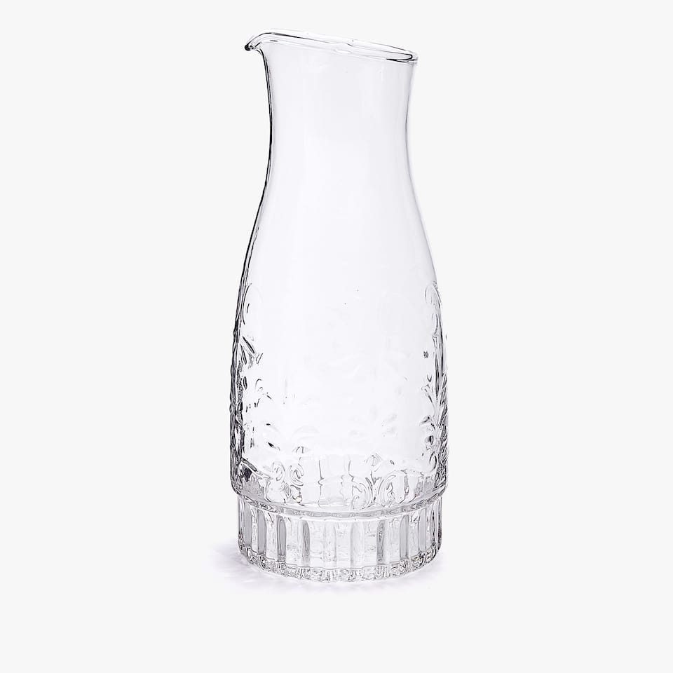 Cut Glass Jug