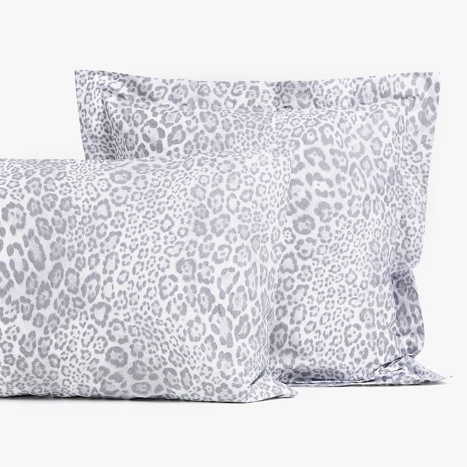 FUNDA DE ALMOHADA ANIMAL PRINT