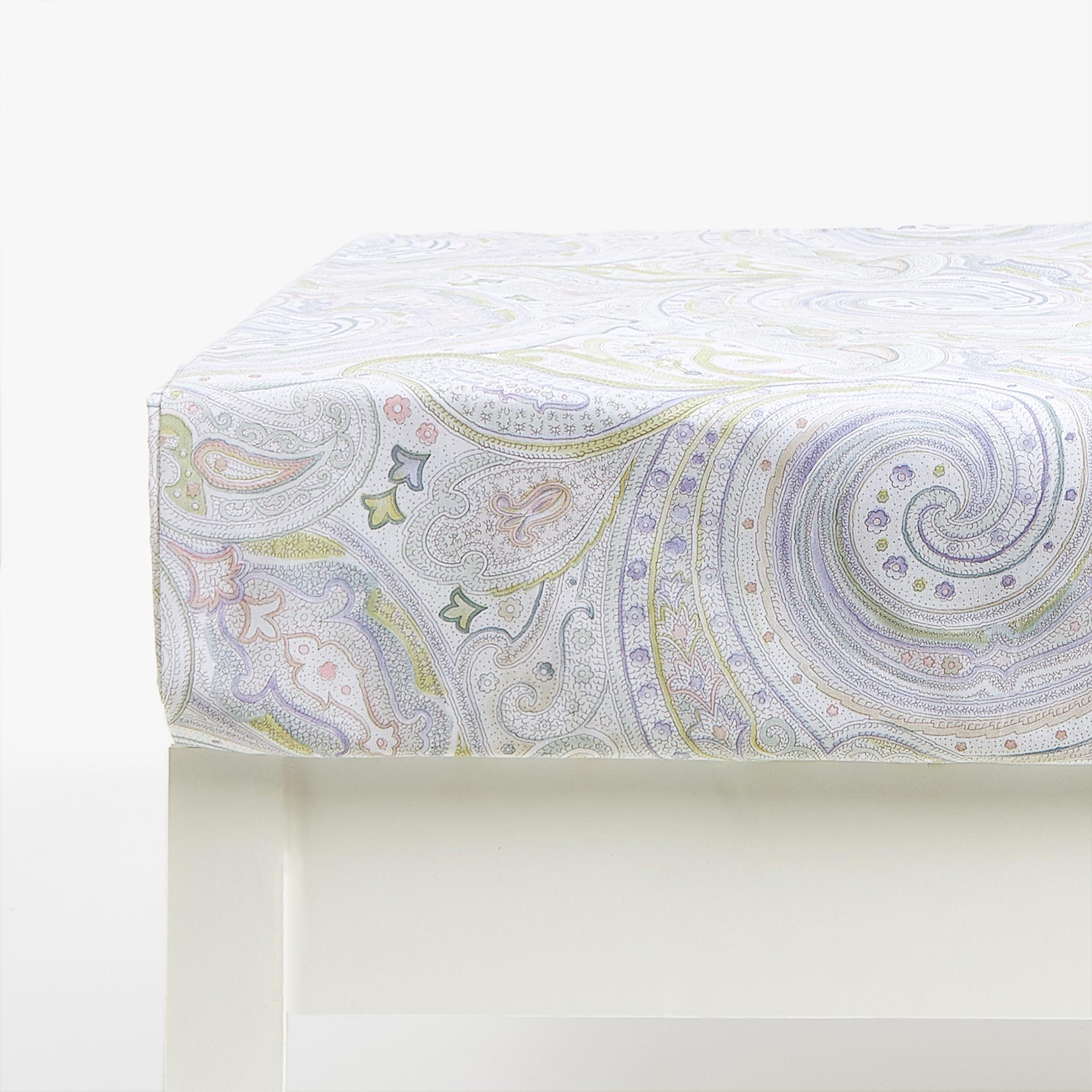 Paisley Print Bottom Sheet